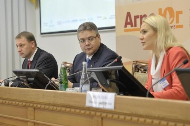 Руководитель Ставрополья Владимир Владимиров принял участие воткрытии форума «АгроЮг»