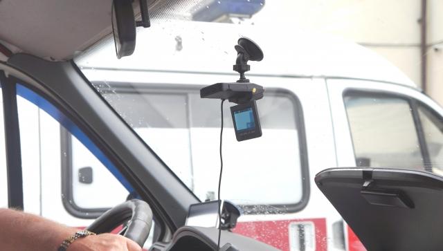 ВНальчике кареты «Скорой помощи» оборудовали видеорегистраторами