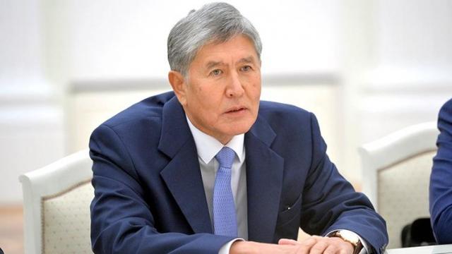Президент Киргизии выписался измосковской клиники