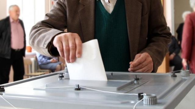 Население ДНР пришло на голосование