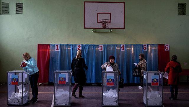 Праймериз вЛНР признали состоявшимися
