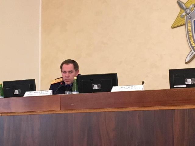 Совещание суда офицерской чести состоялось вСтаврополе