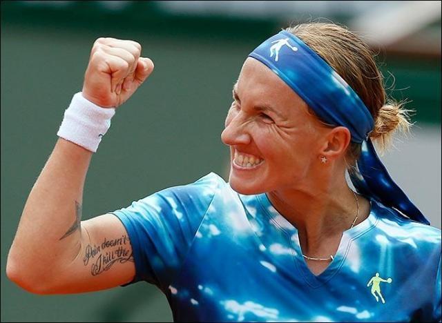 Светлана Кузнецова квалифицировалась наитоговый турнир WTA