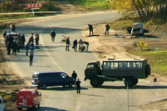 ВНижнем оперативники убили 2-х террористов, готовивших взрыв