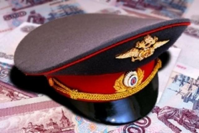 Полицейский вКрасноярске подозревается вовзятке отслужбы ритуальных услуг