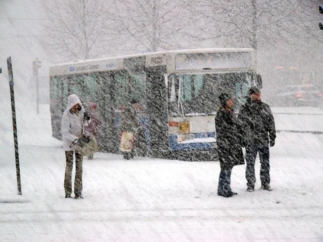 Погода в столице России: объявлен «оранжевый» уровень опасности погоды
