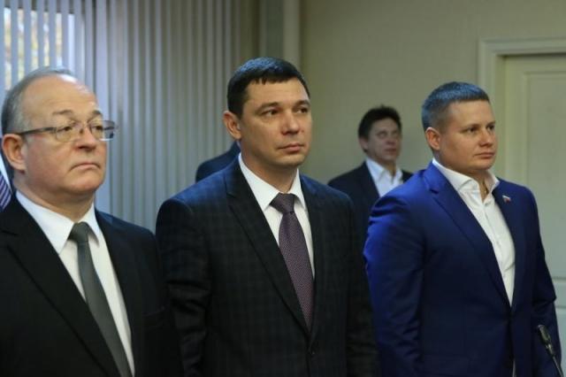 Первым заместителем руководителя Краснодара назначили Евгения Первышова