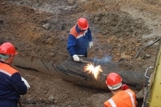 Авария наводоводе оставила без воды девять поселков наКубани