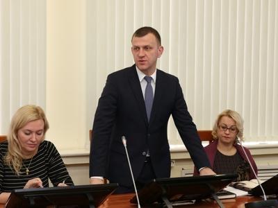 Евгений Первышов приступил кисполнению обязанностей руководителя Краснодара