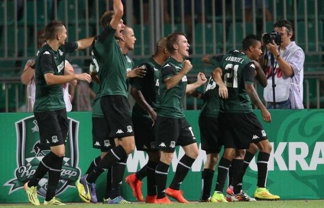 «Краснодар» обыграл «Зенит», забив два гола вдополнительное время