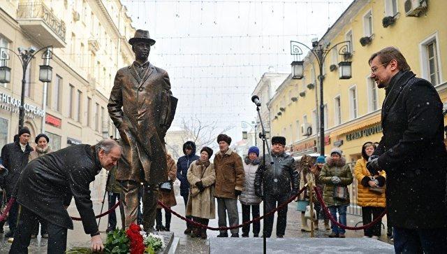 Монумент Сергею Прокофьеву откроют вКамергерском переулке 11декабря