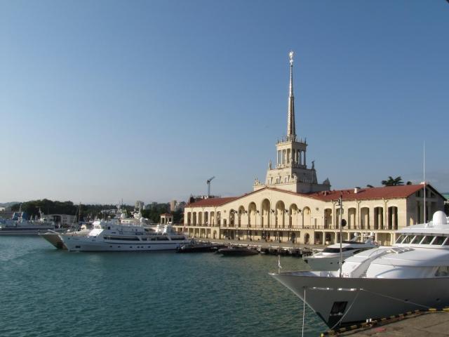 Вморском порту Сочи уприезжей сибирячки отыскали 8 брусков гашиша