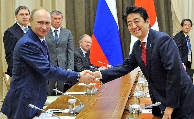 Япония позволила русским туристам получать многократные визы