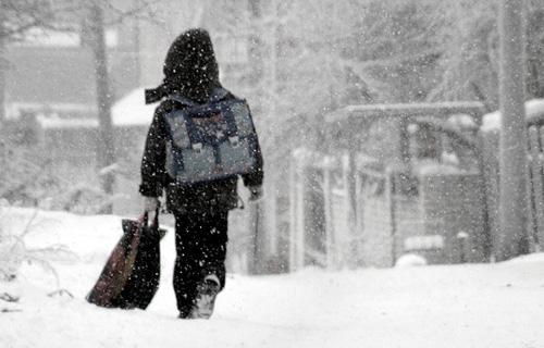 ВЕкатеринбурге кондуктор снова выгнала ребенка изавтобуса намороз