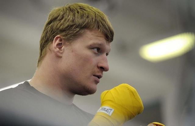 Боксер Александр Поветкин 2-ой раз загод провалил допинг-тест