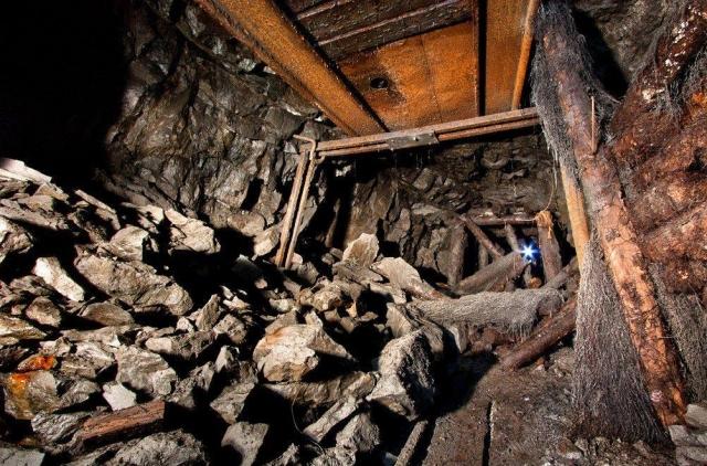 ВАлтайском крае в итоге обрушения нашахте умер рабочий