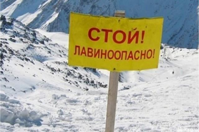 Загод вгорных районах Кубани сошло 732 лавины