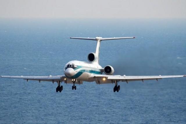 Версия отеракте наборту Ту-154 ненаходит подтверждения