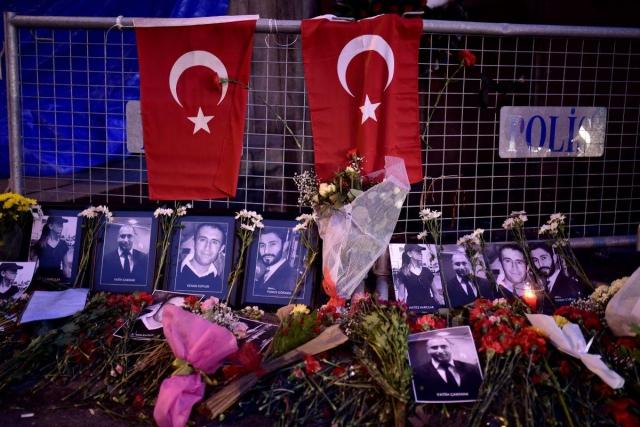 МИД Турции: Установлена личность «стамбульского террориста»