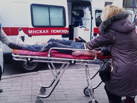 Из-за небрежного  обращения спетардами пострадали 25 граждан  столицы