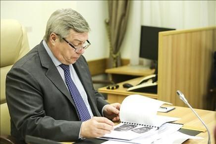 Ростову в нынешнем 2017г  предстоит выполнить 80% работ кЧМ— Губернатор