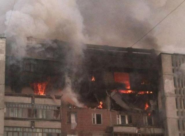 Пострадавшим при взрыве газа вжилом доме вСаратове выплатят компенсации