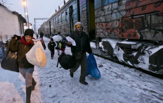 ВСербии жертвами аномальных холодов стали шесть человек