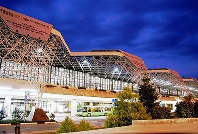 Аэропорты Кубани в минувшем 2016-ом обслужили около 10 млн пассажиров