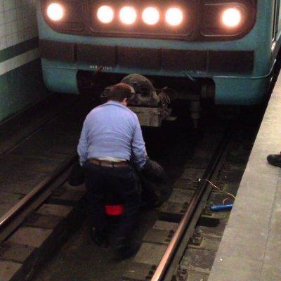 Скончалась женщина, бросившаяся под поезд вместе сдочерью