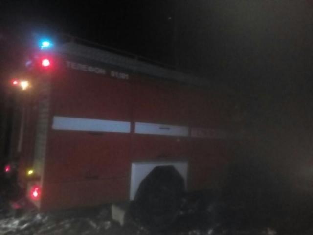 ВКраснодарском крае всадовом товариществе загорелась трехэтажная дача