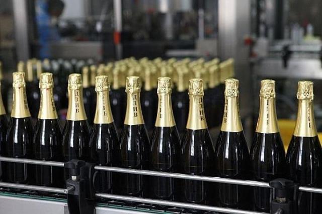 Владелец «Абрау-Дюрсо» предсказывает рост цен нашампанское в 2017г. на15%