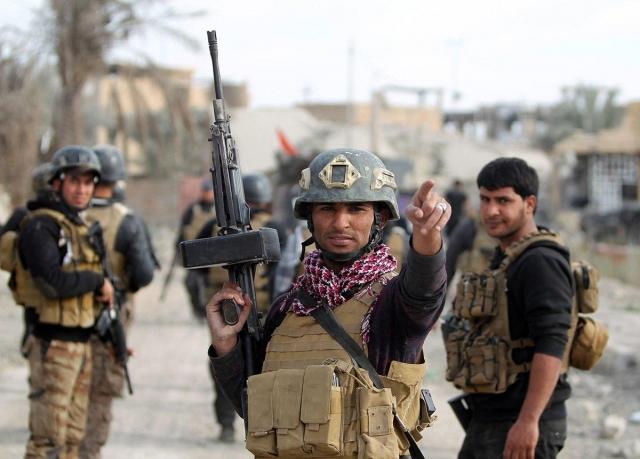 Иракские войска начали наступление налагерь ИГИЛ вМосуле