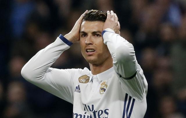 Как Роналду нарушил ПДД после неудачного матча впримере