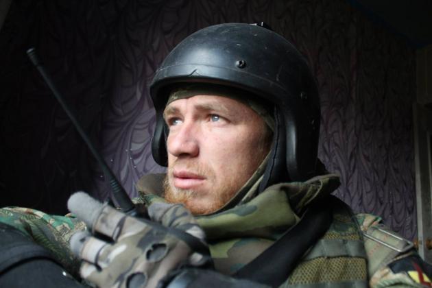 ВСеть угодила видеозапись допроса солдата ВСУ, назвавшего имя убийцы Моторолы
