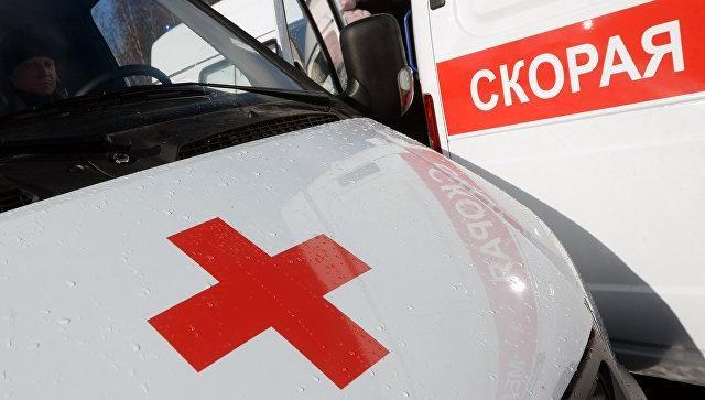 Трое детей погибли вДТП с фургоном вПодмосковье