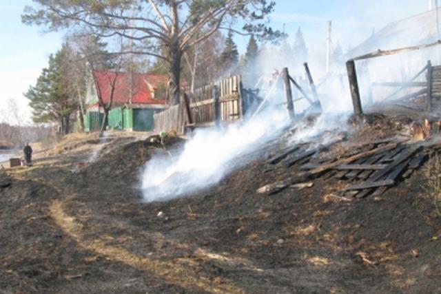 Путин поручил оказать всю нужную помощь погорельцам вИркутской области