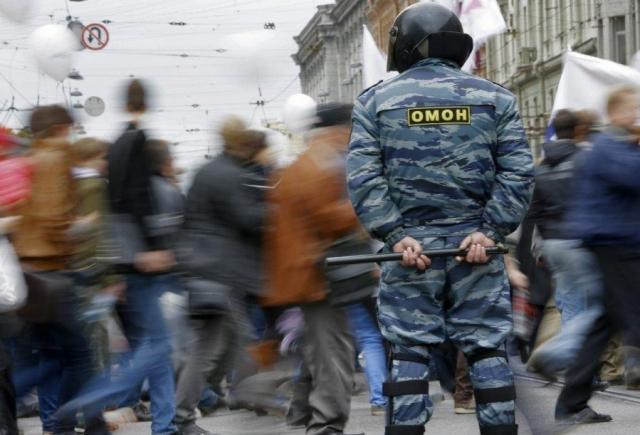 Несколько участников протестной акции задержаны в северной столице