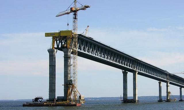 КНР обещает построить тоннель вКрым— Мост непомеха