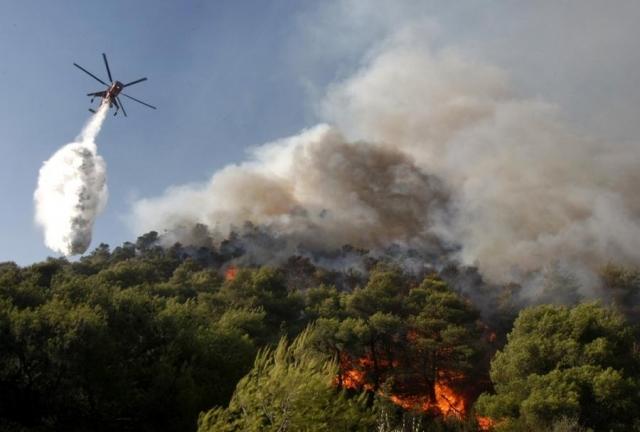 Неменее  300 военных гасят  пожар вЗабайкальском крае