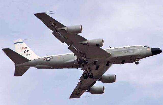 Самолеты ВВС США иНАТО провели разведку уграниц Калининградской области