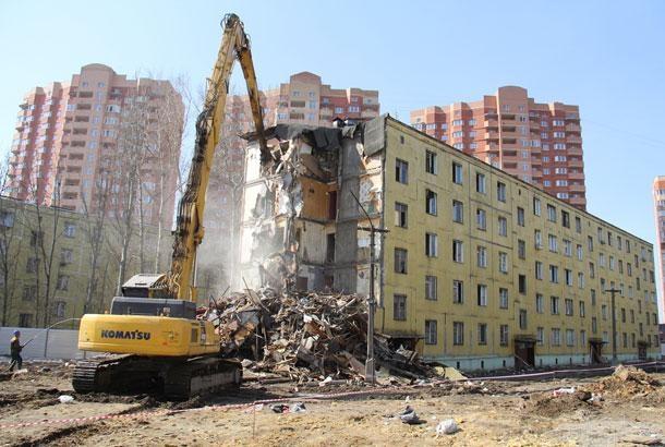 Угрожающие раздавить собственных граждан дома решили снести вРостовской области
