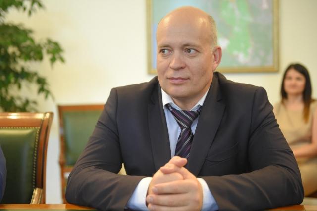 Новым управляющим УФСБ поАдыгее стал Виктор Шаменков— прежний заместитель начальника ФСБРТ