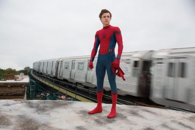 Новый «Человек-паук» лидирует в русском кинопрокате
