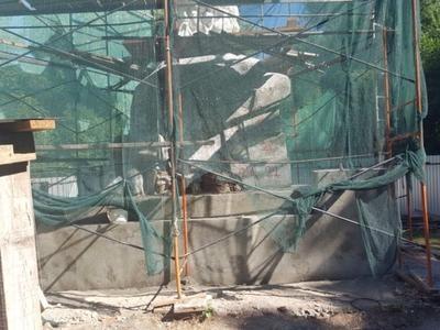 ВКраснодаре реставрируют монумент В. И. Ленину вВишняковском сквере