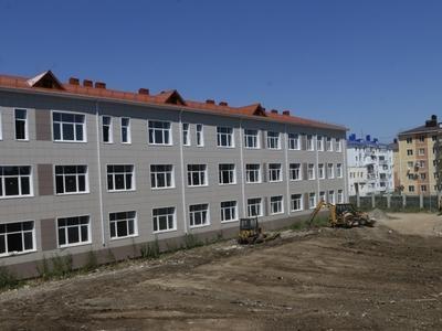 Две новые школы Краснодара примут воспитанников в2016-м году