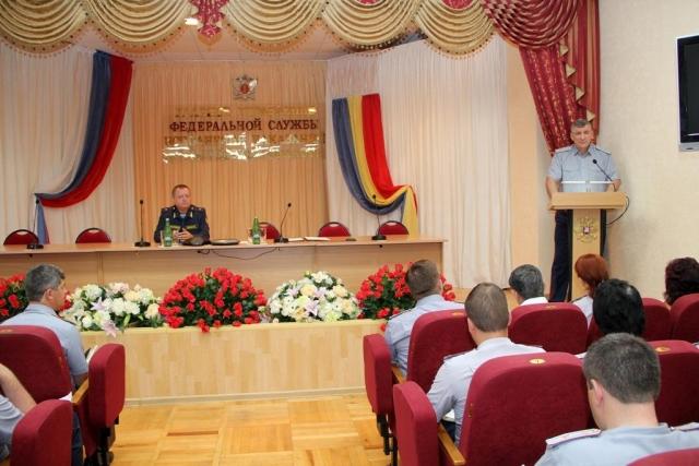 Муслим Даххаев назначен врио начальника ГУФСИН поРостовской области
