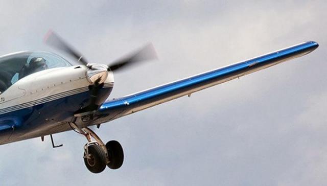 ВГермании небольшой самолет упал вБоденское озеро