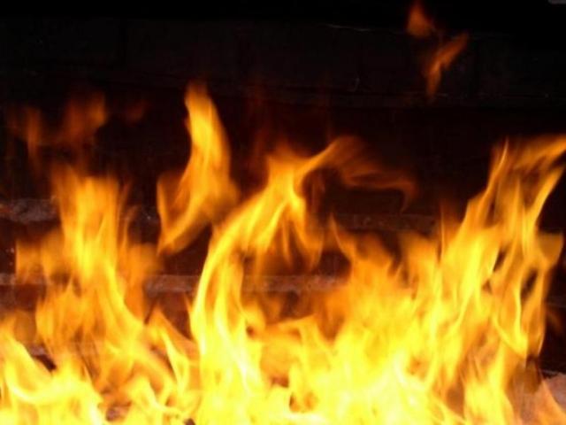 ВПодмосковье при пожаре погибла старая супружеская пара