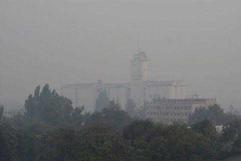 Жителям Мадрида запретили покидать дома из-за токсичного облака
