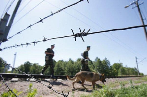 Украинец пытался перевести пореке вРостовской области крупную партию наркотиков